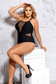 Jednoczęściowy damski kostium kąpielowy Carlota