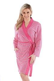 Szlafrok damski Kimono różowy