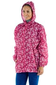 Nieprzemakalna damska kurtka ProClimate Motyle I. Składana w kieszeń