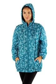 Nieprzemakalna damska kurtka ProClimate Motyle II. Składana w kieszeń