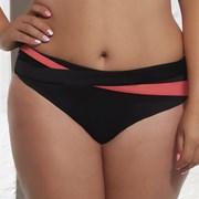 Figi od kostiumu kąpielowego Laguna Red Midi