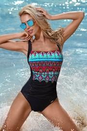 Jednoczęściowy damski kostium kąpielowy Lipari