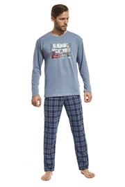 Męska piżama bawełniana London Street