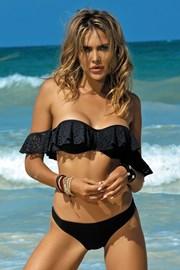 Górna część damskiego kostiumu kąpielowego Malaga Black