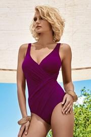 Luksusowy jednoczęściowy wyszczuplający kostium kąpielowy Athena Cherry