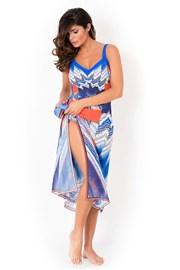 Plażowa chusta/pareo włoskiej marki Miradonna, Beach 160x110cm