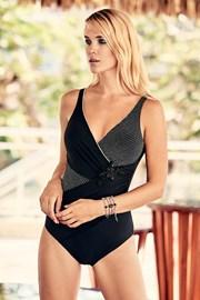 Jednoczęściowy modelujący kostium kąpielowy Chiara