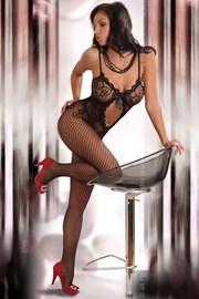 Bodystocking Magali Black