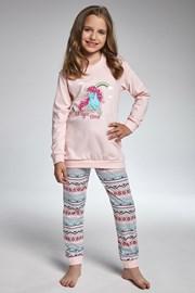 Dziewczęca piżama Cornette Magic Time
