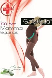 Legginsy pończosznicze  Mama 173 - 100 DEN