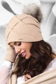 Damska czapka Marsala