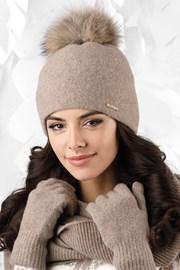 Damska czapka Mediolan