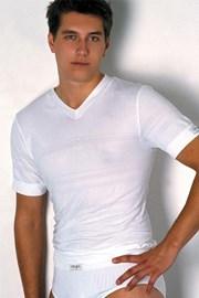 Bezszwowy T-shirt męski HASTER Slimfit Sport