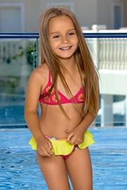 Dziewczęcy kostium kąpielowy Gaby