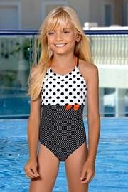 Dziewczęcy kostium kąpielowy Elgia