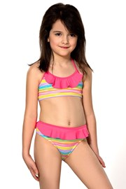 Dziewczęcy kostium kąpielowy Balbina