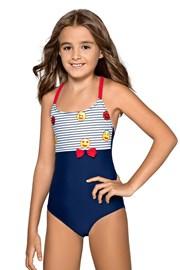 Jednoczęściowy dziewczęcy kostium kąpielowy Susan