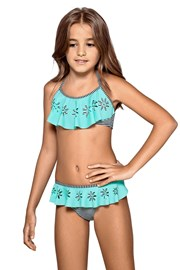 Dziewczęcy kostium kąpielowy Paride