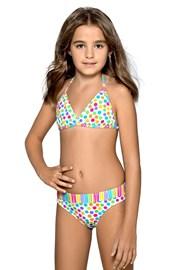 Dziewczęcy kostium kąpielowy Verita