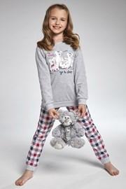 Dziewczęca piżama Cornette My Family