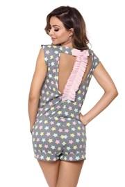 Damska piżama Susane szara