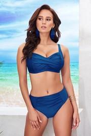 Dwuczęściowy damski kostium kąpielowy Clyte Blue