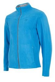 Męska bluza sportowa z polaru Blue