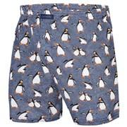 Szorty męskie CORNETTE Pingwiny