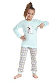 Dziewczęca piżama Puppy