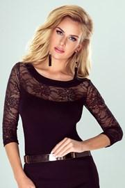 Elegancka damska koronkowa bluzka Rakela