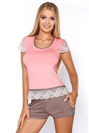 Piżama damska Roxy Pink