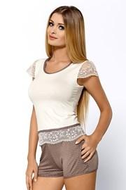 Damska piżama Roxy Ecru