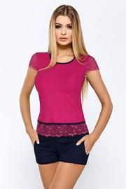 Piżama damska Roxy Fuchsia