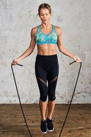 Damskie legginsy sportowe Active Capri