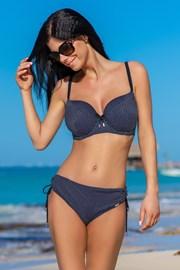 Dwuczęściowy kostium kąpielowy Lisa z usztywnianym biustonoszem