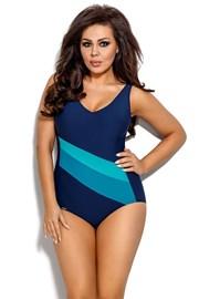 Jednoczęściowy kostium kąpielowy Priska bez fiszbinów