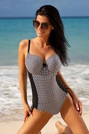 Jednoczęściowy kostium kąpielowy Alicia