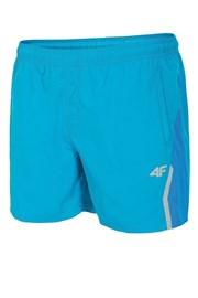 Męskie szorty sportowe z krótszymi nogawkami 4F
