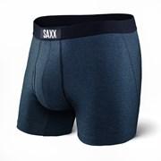 Męskie bokserki marki SAXX Ultra Indigo