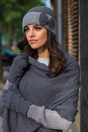 Elegancka damska czapka Scarlet