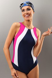 Damski jednoczęściowy kostium pływacki Sevila