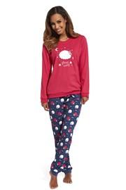 Damska bawełniana piżama Sleep Well