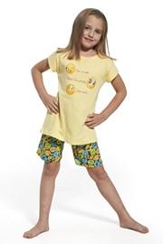 Dziewczęca piżama Smile