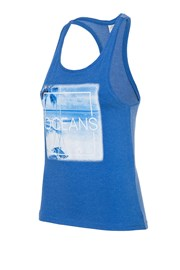 Damski top 4F Oceans Blue
