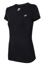 Damski T-shirt sportowy Dry Control 4F