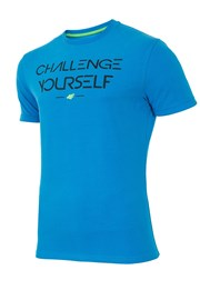 Męski T-shirt sportowy 4F Challenge Yourself
