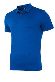 Męski koszulka polo 4F Dry Control Blue