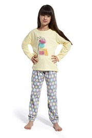 Dziewczęca piżama Time to rest