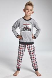 Chłopięca piżama Cornette Tractor
