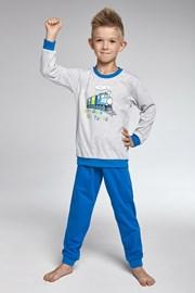 Chłopięca piżama Cornette Train